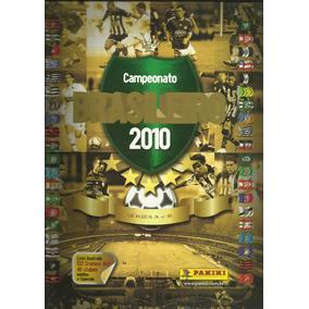 Album Vazio Campeonato Brasileiro 2010