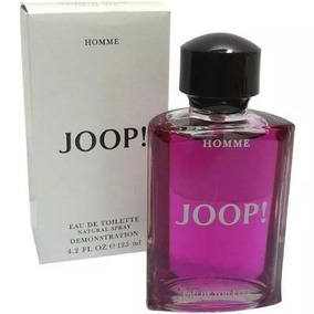 Perfume Joop Pour Homme 125ml Tester Masculino Edt Original