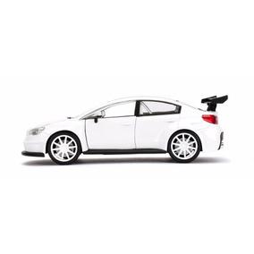 Miniatura Subaru Wrx Velozes E Furiosos 8 Escala 1:32