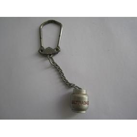 Chaveiro Antigo Miniatura Botijão De Gás Ultragaz