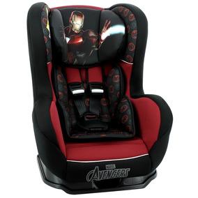 Cadeira Auto Bebê Primo Homem De Ferro 0 À 25kg Inclinação