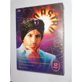 Box Dvd Novela O Astro - Original Lacrado 12 Discos Frete Gr