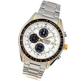 55b8277d8b2 Relogio Casio Wr F91 Dourado Masculino - Relógios De Pulso no ...