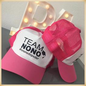 Bone Para Personalizar Rosa Pink - Bonés no Mercado Livre Brasil 3b4fb14427a