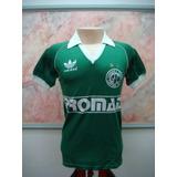 Camisa Futebol Guarani Campinas Sp adidas Jogo Antiga 1929 f80106afcf939
