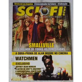 Revista Sci Fi News Nº 132 Watchmen