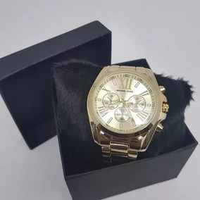 c7f85252e94 Relógio Barato Michael Kors Mk8113 Original 45mm Eua. Usado - São Paulo ·  Relógio Mk Feminino Dourado Barato