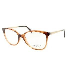 Armação Oculos De Grau. Masculino Platini - Óculos no Mercado Livre ... d9ef50009f
