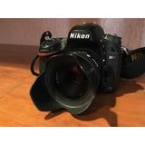 Nikon D600 Cámara Full Frame Fx (solo Cuerpo)