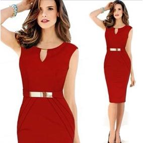 Vestidos rojos cortos y pegados