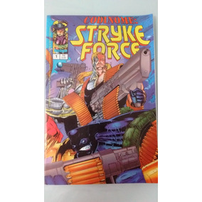 Codinome Stryke Force - 2 Edições - Image