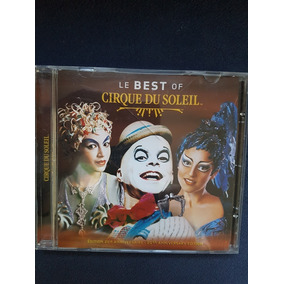 Le Best Of Cirque Du Soleil - Cd Original