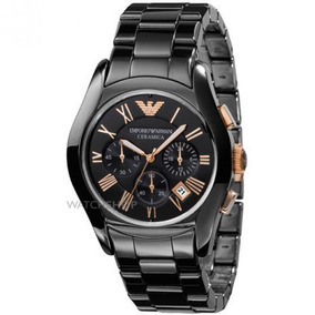 f2fe716c07c Relogio Emporio Armani Masculino Cerâmica - Relógios De Pulso no ...