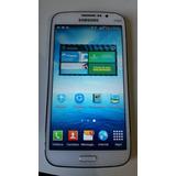 F Celular Samsung Mega Duos I9152 5.8 8gb Seminovo Detalhe