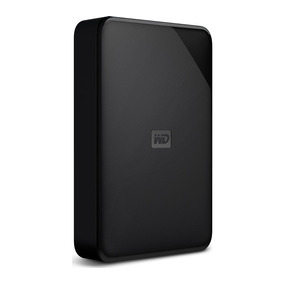 Hd Externo 4tb Wd Portátil Western Digital Elements Se