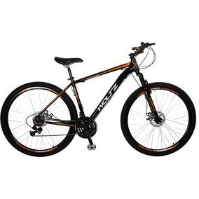 Bike Woltz Aro 29 Disco 21v Quadro Alumínio Câmbios Shimano
