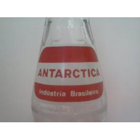 Garrafa Antiga Refrigerante Antactica Agua Tonica 290 Ml