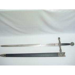 Espada Medieval Excalibur 120cm Rei Arthur Promoção