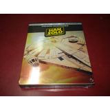 Steelbook 2 Bluray+dvd Star Wars / Solo (nuevo Y Sellado)
