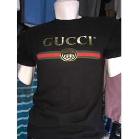 Camiseta Gucci 100% Original Tallas M,l