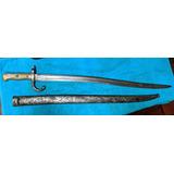 Bayoneta Yatagán Para Remington Patria