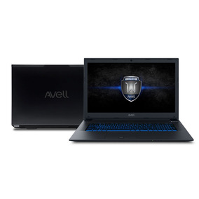 Notebook Profissional Avell C53 Gtx 1050ti Core I7 8gb Sshd