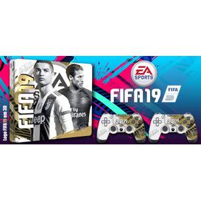Skin Fifa19 Gold Edition