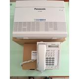 Central Telefónica Totalmente Nueva Panasonic Kx-tes824