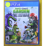 Plants Vs Zombies Garden Warfare Ps4 Play Magic