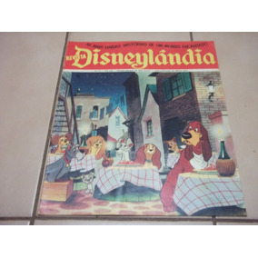 Disneylandia Nº 14 - A Dama E O Vagabundo - 23/12/1971