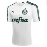 Novo Segundo Uniforme Palmeiras Branco 2019 Puma