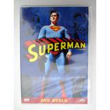 Dvd Original Filme Antigo Do Superman 1948 Preto E Branco