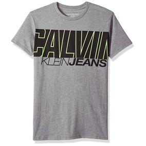 Playera Calvin Klein Jeans Para Joven Talla 18-20 Original