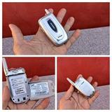 Celular Antigo Samsung Sch-a650 Não Funciona Item Coleção