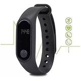 Pulseira Inteligente M2 Fitness Monitor Bluetooth Promoção