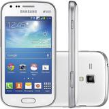 Smartphone Samsung Galaxy S Duos 2 4gb 5mp - Branco Vitrine