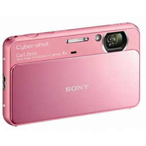 Sony Dsc-t110 16.1mp Lcd 3.0 Filma Hd Zoom Inteligente 27x