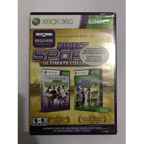 Kinect Sports Ultimate Collection - M. Física - Xbox 360
