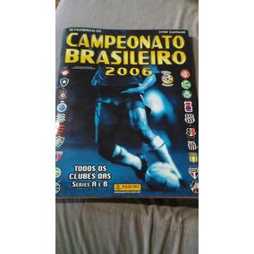 Album Campeonato Brasileiro 2006 Completo Super Conservado