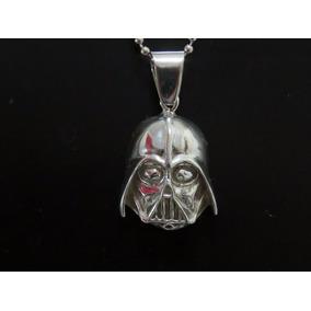 Dije De Plata 925 - Darth Vader - Star Wars