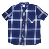 Camisa Element Buffalo Ss Midnight Blue