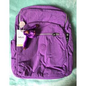 Mochila Modelo Seoul Cor Purple Original