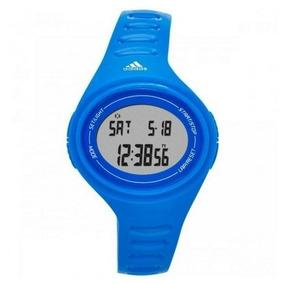 Relógio adidas Digital Masculino Azul Adp6111/8an