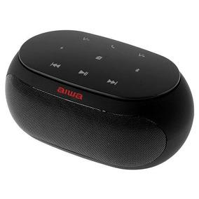 Caixa De Som Bluetooth Auxiliar Bateria Aiwa Aw31