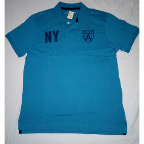 Camisa Polo Aeropostale Manga Curta Masculino - Camisas no Mercado ... b6711bba413c1