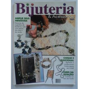 Revista:bijuterias & Acessórios:vol3:aprenda A Confeccionar