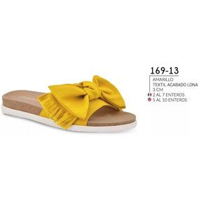 c0ab4d32 Zapatos Amarillos Cklass - Sandalias y Ojotas de Mujer en Mercado ...