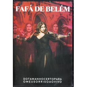 dvd fafa de belem ao vivo