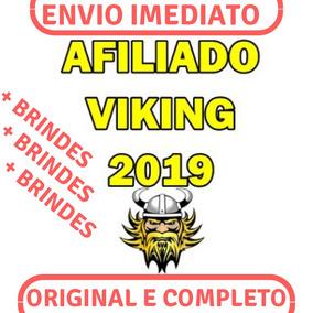 Curso Afiliado Viking 2019 Completo E Atualizado+6000brindes