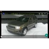 2005 Jeep Grand Cherokee Maisto Special Edition Escala 1/18